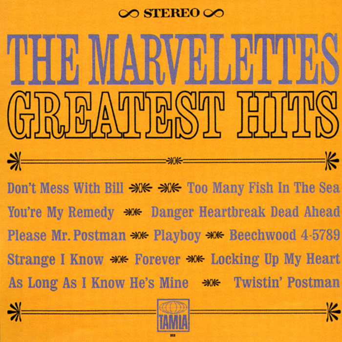 Marvelettes Greatest Hits