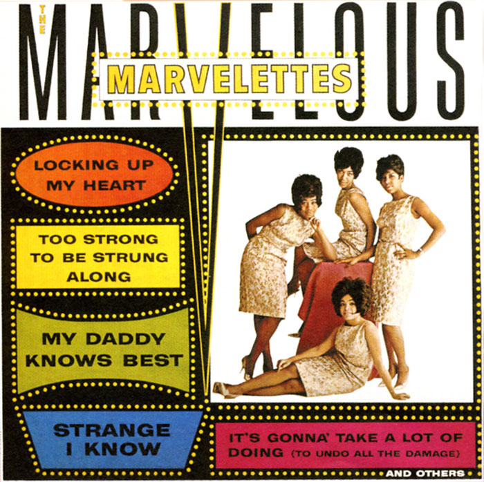 Marvelettes Marvelous Marvelettes