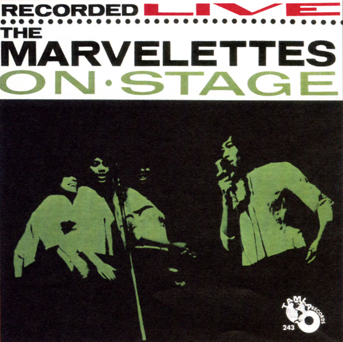 Marvelettes On-Stage live album