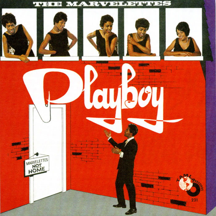 Marvelettes Playboy album