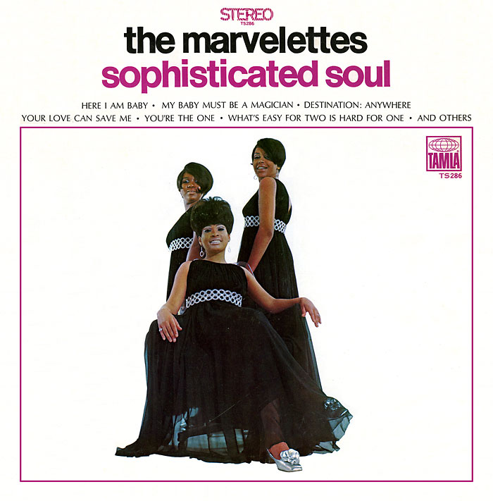 Marvelettes Sophisticated Soul